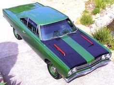 1969 Plymouth Roadrunner (my dream car) Plymouth Muscle Cars, Dodge Muscle Cars, My Dream Car, Dream Cars, Gta, 1969 Plymouth Roadrunner, Plymouth Satellite, Dodge Chrysler, Hot Cars