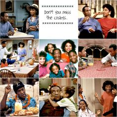 There was never a better television show. I Heart The Cosby Show.