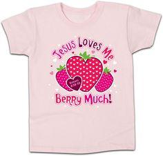 Berry Much - Christian Youth T-Shirt | Christian Teen T-Shirts