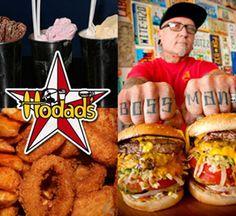 "Hodad's (San Diego, CA) -- ""best burger in San Diego"""