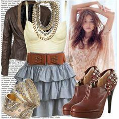 Os gusta la moda? Polyvore será vuestra página favorita | Female ...