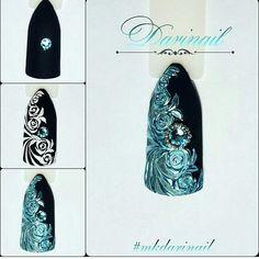 Manicure January - February photos of the most beautiful nails Chrom Nails, Nail Trends, Cosmetology, Photo S, Manicure, Most Beautiful, Nail Designs, Nail Polish, Nail Art