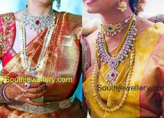 south indain wedding jewellery