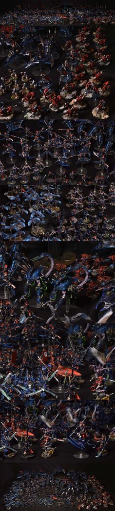 Dark Eldar army ver.2