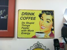 25 Hilarious Things Found At Local Coffee Shops