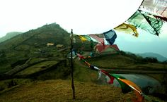 Tonglu - Singalila Wildlife Sanctuary also known as Sandakphu Trek. There's always the windy breeze caressing you here.