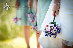 Cute Homemade Bouquet