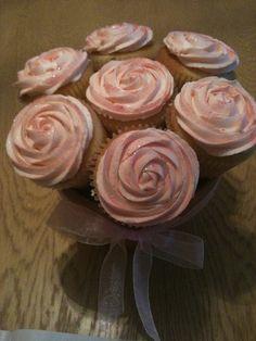 Cupcake Rose