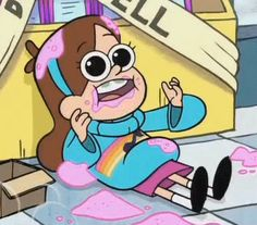 Gravity Falls Shorts: Mabel's Guide to Life – Derpy News Gravity Falls<<<that moment when you relate so much to Mabel XD