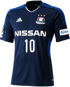Yokohama F. Marinos / 横浜F・マリノス (J1) 2015 adidas Cup Home