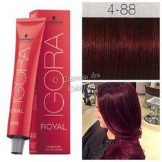 - All For Hair Color Trending Schwarzkopf Hair Colour, Igora Hair Color, Pelo Color Berenjena, Hair Color Cream, Arctic Fox Hair Color, Diy Hair Care, Work Hairstyles, Braids For Short Hair, Permanent Hair Color