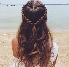 #heartbraid #welovebraids #hairideas