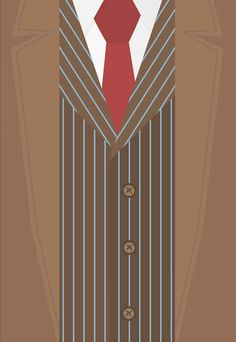 """These Minimal """"Doctor Who"""" Book Covers Are Stunning"""