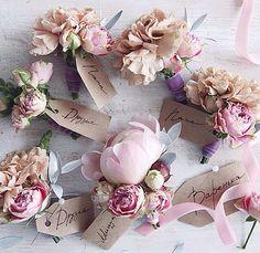 Tiny bm bouquets