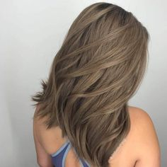Ash Brown Hair - 15 Trending Ideas & How To Get It in 2019 Hair Color light brown hair color Ash Brown Hair Color, Brown Hair With Blonde Highlights, Ash Hair, Brown Hair Balayage, Hair Highlights, Light Ashy Brown Hair, Hair Color Asian, Balayage For Asian Hair, Asian Ash Brown Hair