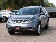 2013 Nissan Murano available at Kline Nissan in Maplewood, MN.  #Nissan #Murano #Minnesota #SUV