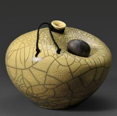 Raku Fired Ceramic Art