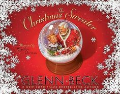 The Christmas Sweater A Picture Book Glenn Beck Hardcover Book Kids Holiday Xmas
