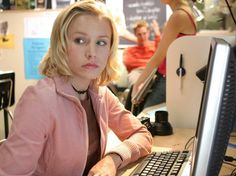 """""""Veronica Mars"""" Want to know what all the recent fuss is about? (Look how young Kristen Bell looks!) """"Veronica Mars"""" follows the young student as she goes from high school to college, moonlighting as a private detective under her policeman father's tutelage."""