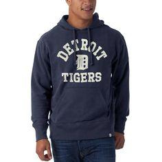 8caf7c59 Detroit Tigers Striker Men's 47 Brand Midnight Hoodie Louisville  Basketball, Baseball Games Online, Baseball