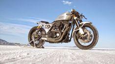 Custom Harley-Davidson Dyna by Kraus This Custom Harley-Davidson dirt bike based…