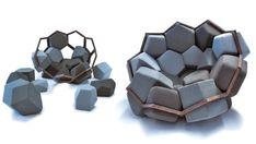 grau-blau-quartz-sessel-design