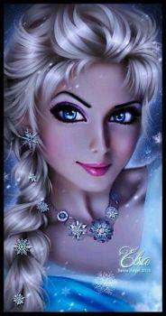 """Queen Elsa"" ~ by Sarita Angel 07 on deviantART Disney Princess Drawings, Disney Princess Art, Disney Princess Pictures, Disney Fan Art, Disney Drawings, Image Princesse Disney, Frozen Fan Art, Affinity Photo, Fantasy Art Women"