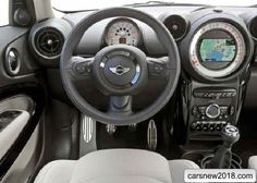 Crossover 2018-2019 Mini Paceman JCW