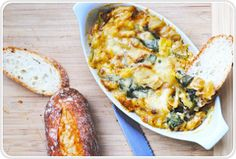 Spinach Artichoke Dip | Better For You
