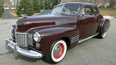 1941 Cadillac Series 61 Coupe 346/150 HP, Body-Off Restoration