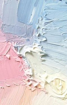 Imagen de pastel, pink, and paint