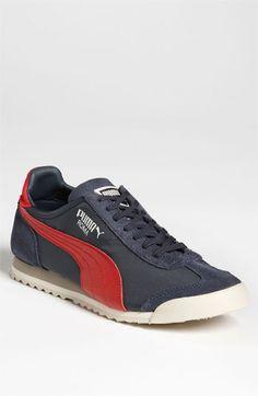 10f5399baed116 PUMA  Roma Slim  Sneaker (Men) available at  Nordstrom Retro Sneakers