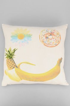 Urban Outfitters - Stuff Face Pillow