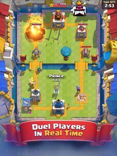 Arena 6 Clash Royale