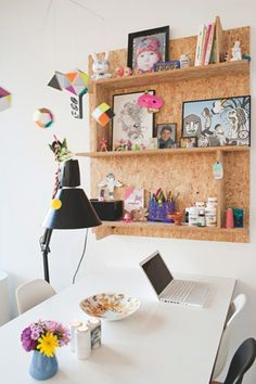 Colors, playful details and OSB