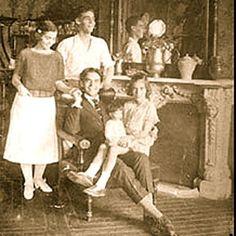 Lorca's family