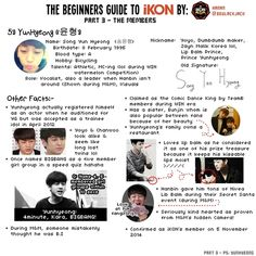 Handsome & Sweet 95 liner - Song Yun Hyeong #iKon #YunHyeong Beginner's Guide To iKon. Part 3- Members Profiles