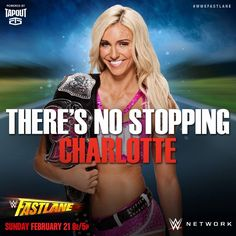 WWE Fastlane 2016: There's no stopping Charlotte