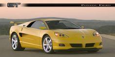 2007 Corvette SS and Fiero GT