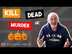 Spooky Halloween Idioms and Expressions - English with Native Speakers Common English Idioms, English Grammar Rules, English Speaking Skills, English Vocabulary Words, English Language Learning, English Lessons, Speak Fluent English, Learn English, New Words In English