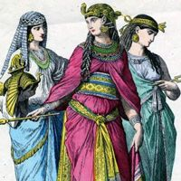 Ancient Egyptian costume history