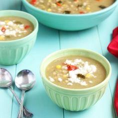 {recipe} Winter Verde Soup