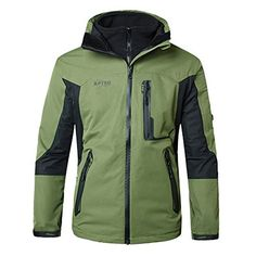 APTRO Men's 3 in 1 Jacket Windproof Fall Winter Casual Color Green Size S APTRO http://www.amazon.co.uk/dp/B00O0FXI3M/ref=cm_sw_r_pi_dp_nMGsub0C8H07C