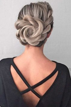Prom and Homecoming Amazing Hairstyles with Braids picture3