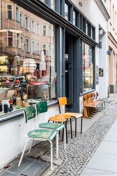 If you have 24 hours in Berlin, here's a guide to how to spend your time. From cool neighborhoods to hip cafes, this city has a lot to discover. Berlin Street, Berlin City, Berlin Wall, Berlin Travel, Germany Travel, Berlin Shopping, Places To Travel, Places To Go, Restaurant Berlin
