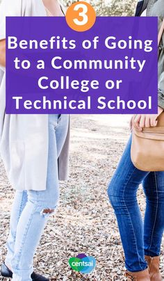 3 Benefits of Going to a Community College or Technical School. Have you thought about what you'll do next after high school? Check out the benefits of going to a community college or technical school. School Jobs, School Plan, School Ideas, Education College, College Loans, College Teaching, Technical Schools, After High School, Going To University