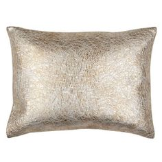 Steele Leather Pillow