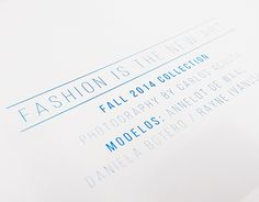 "Check out new work on my @Behance portfolio: ""STUDIO F - Fall 2014"" http://on.be.net/1OpxLmj"