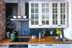 4 нестандартных кухонных фартука – Вдохновение