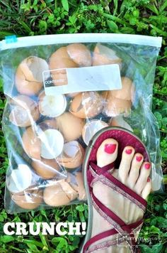 Organic Gardening - How to Deter Slugs and Snails With Eggshells